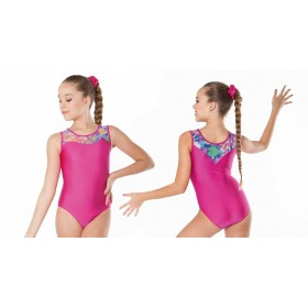 Maillots gimnasia Maillot Gimnasia Adolescente Bodylicrom 42,93 € - ES