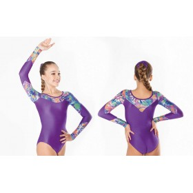 Maillots gimnasia Maillot Gimnasia Adolescente Bodylicrom ml 26,40 € - ES