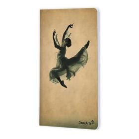 Ballet / Danza Cuaderno DIN A6 Ballet 2,44€ - ES
