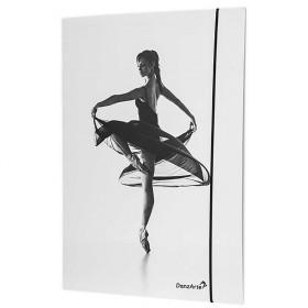 Ballet / Danza Carpeta DIN A4 Bailarina 3,26€ - ES