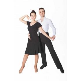 Baile de Salón y Latino Camisa de chica para baile de salón y latino campumredcru 12,60€ - ES