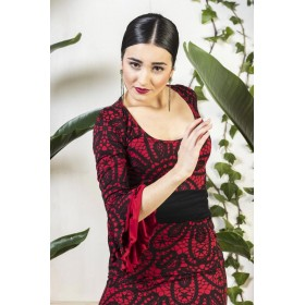 Flamenco Dance Flamenco Top Ricote 44,26 € - EN