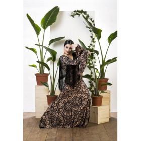 Baile Flamenco Vestido De Flamenco Alosno 123,14€ - ES