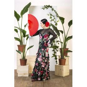 Baile Flamenco Vestido De Flamenco Marines 157,02€ - ES