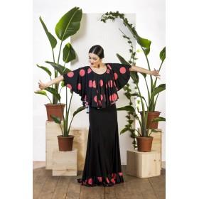 Baile Flamenco Vestido De Flamenco Orcera 152,89€ - ES