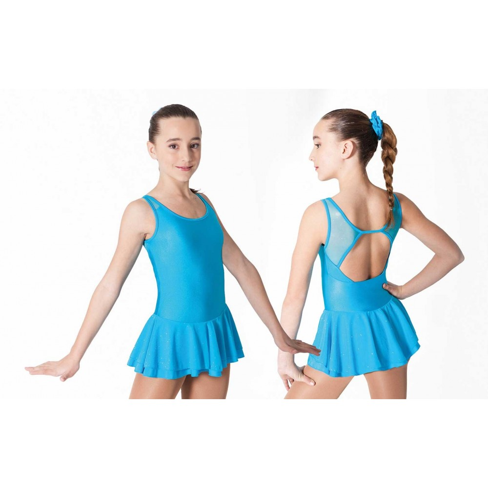 more photos new style well known Maillot Gimnasia Infantil Bodylibisif - DeBaile, ropa de baile