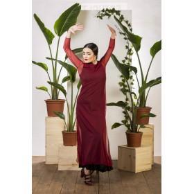 Baile Flamenco Vestido De Flamenco Santomera 40,47€ - ES