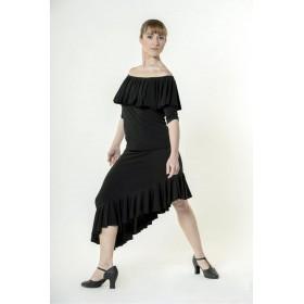 Ballroom & Latin Ballroom Skirt Lirios 38,02€ - EN