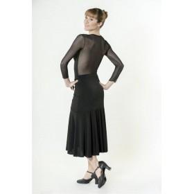 Ballroom & Latin Ballroom Skirt Rosa 46,28€ - EN