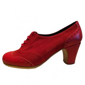 Zapatos de flamenco profesionales Fandango Palavega Profesional 107,44€ - ES