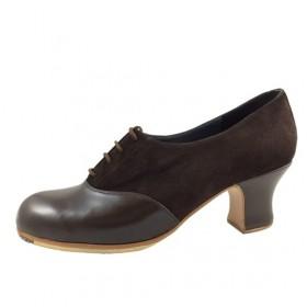 Zapatos de flamenco profesionales Fandango Combinado Profesional 107,44€ - ES