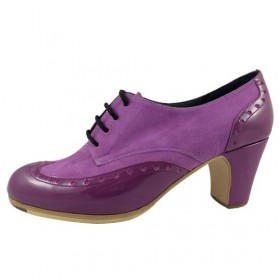 Professional Flamenco Shoes Professional Tango Palavega 107,44 € - EN