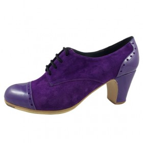 Professional Flamenco Shoes Professional Tango Pala Recta 107,44 € - EN