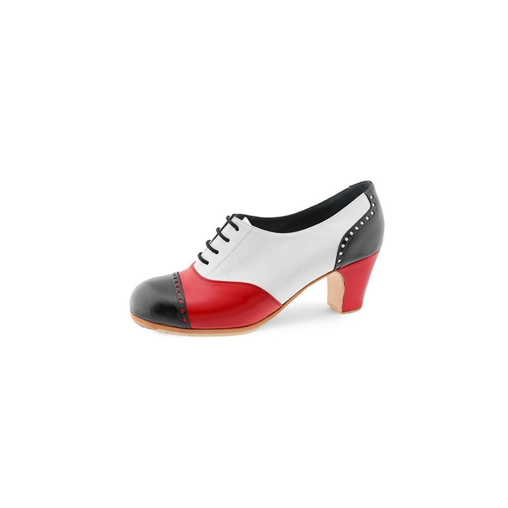 Professional Flamenco Shoes Professional Fanadngo Tricolor 111,57€ - EN