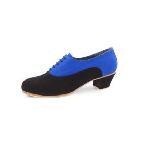 Zapatos de flamenco profesionales Cañailla Combinado Profesional 128,10€ - ES