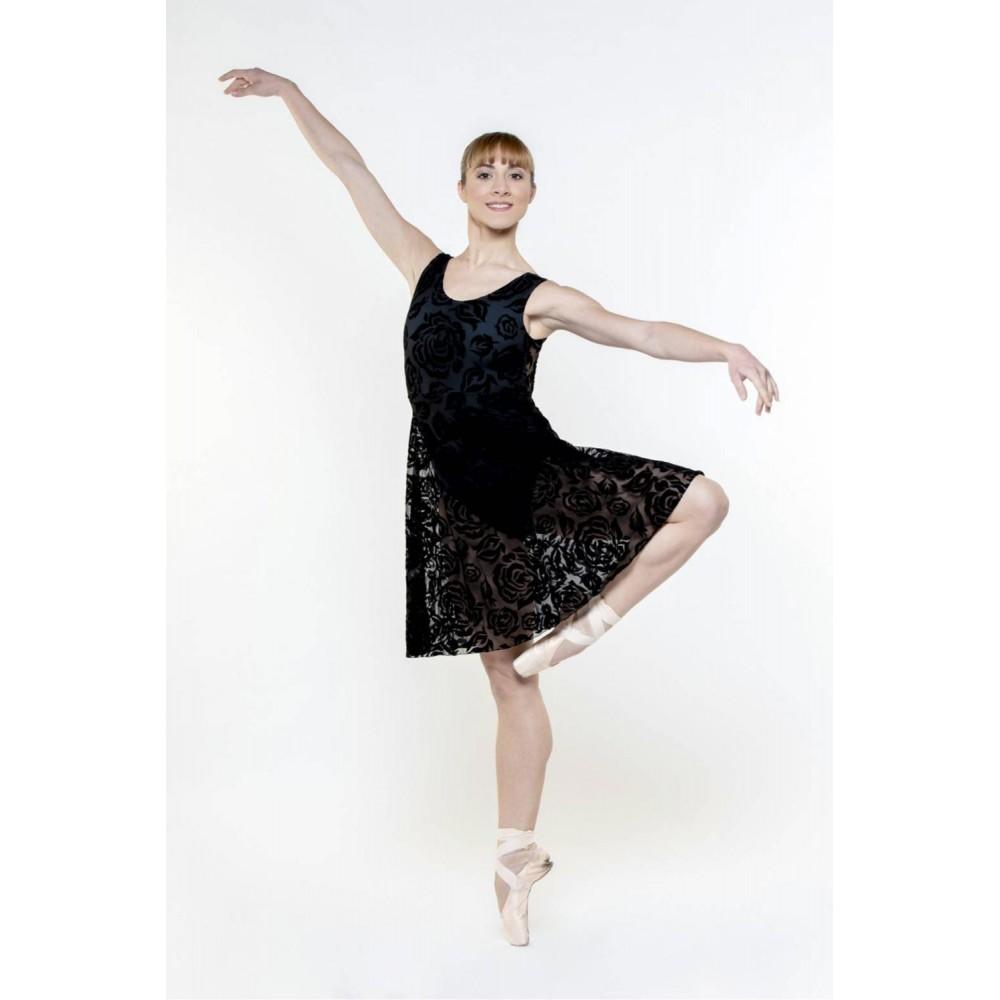 Vestido De Danza Anturio Debaile Ropa De Baile