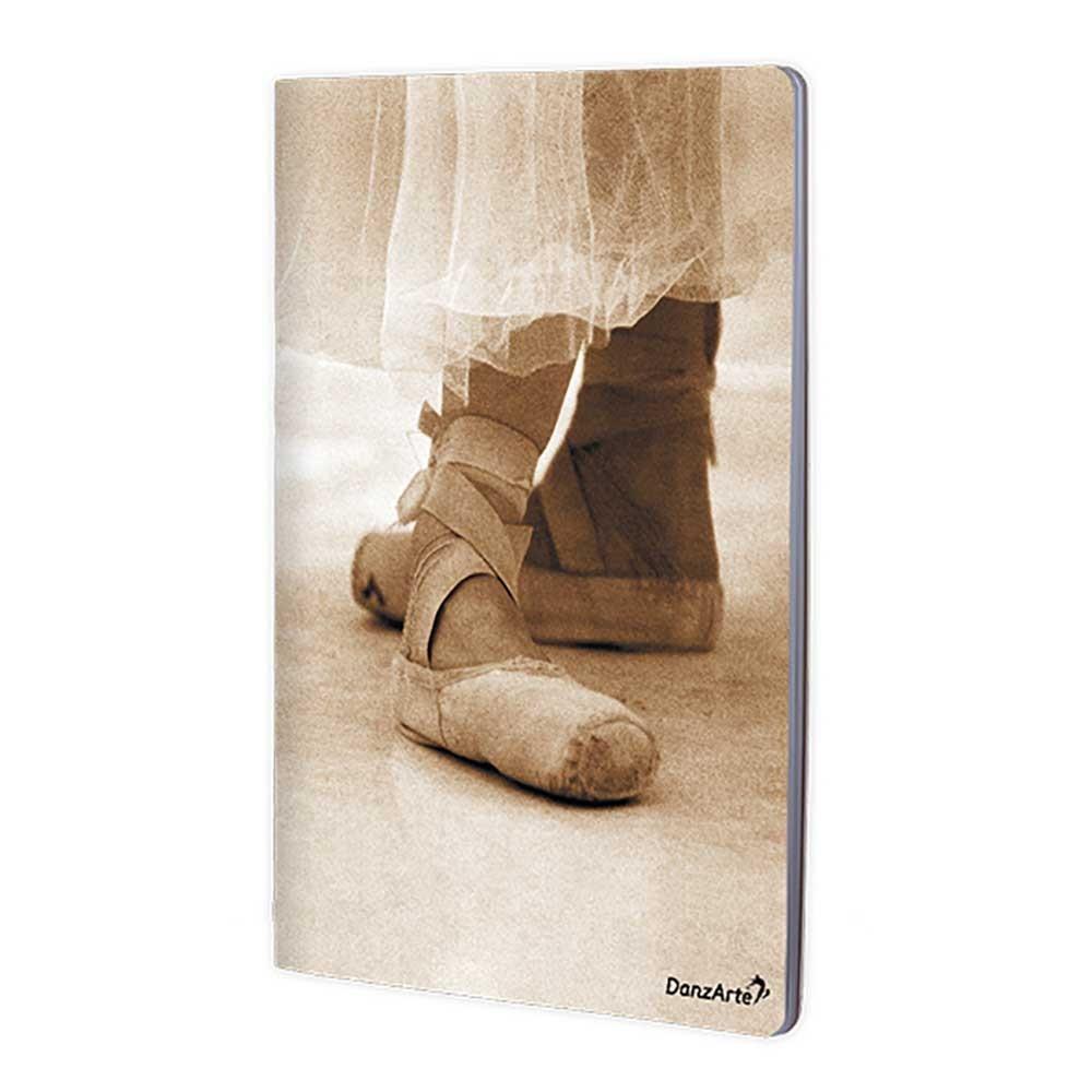 Ballet & Classic DIN A4 Pointe Notebook 4,09€ - EN