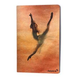 Ballet / Danza Cuaderno DIN A5 Jete 3,26€ - ES