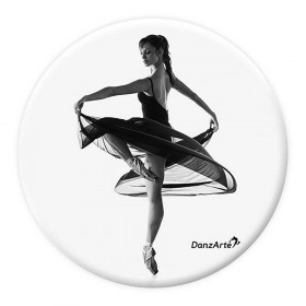 Ballet & Classic Dancer Pocket Mirror 4,09 € - EN
