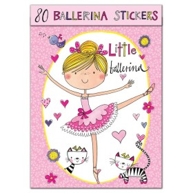 Ballet & Classic Dancer Stickers 4,92 € - EN