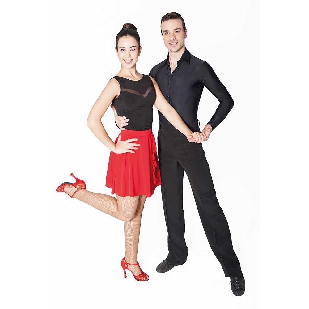 Ropa de Salón de mujer Camisa Baile De Salón Y Latino Campumreduve Debaile