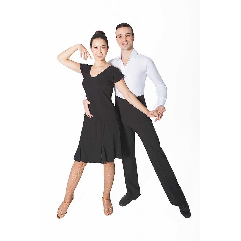 Baile de Salón y Latino Camisa Chica Baile De Salón Y Latino Campumredcru 28,88€ - ES
