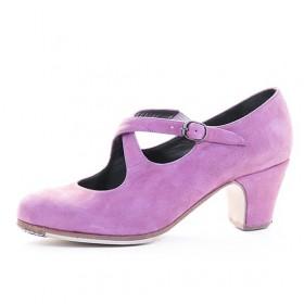 Zapatos de flamenco profesionales Duende Profesional 103,31€ - ES
