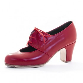 Zapatos de flamenco profesionales Malagueña Profesional 103,31€ - ES