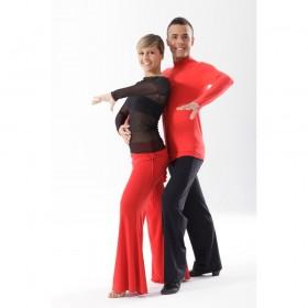 Baile de Salón y Latino Pantalón Baile De Salón Y Latino Adulto Panpumafal 70,21€ - ES