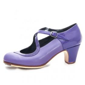 Zapatos de flamenco profesionales Rocío Profesional 107,44€ - ES