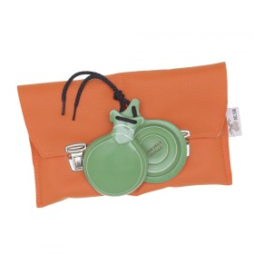 Elite Castanets Capricho Green Veined In White No.5 With Double Soundbox 206,57 € - EN