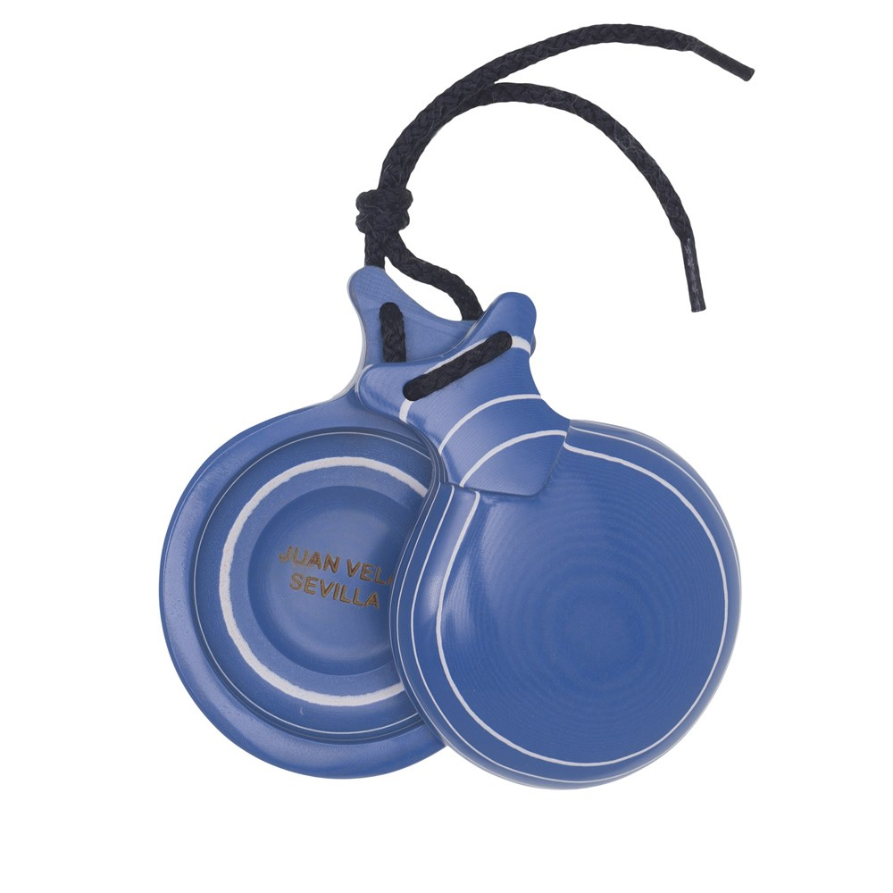 Elite Castanets Capricho Mauve Veined in White No.5 with Double Sound Box 206,57€ - EN