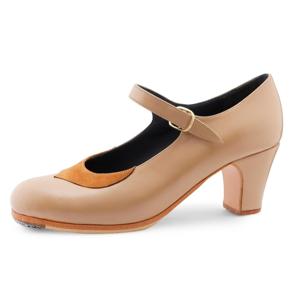 Zapatos de flamenco profesionales Dolores Profesional 103,31€ - ES