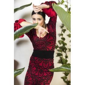 Baile Flamenco Falda De Flamenco Aracena 59,34€ - ES