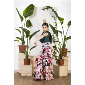 Flamenco Dance Flamenco Skirt Bonares 181,82 € - EN
