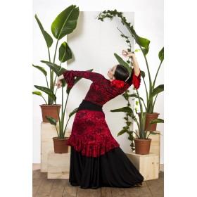 Baile Flamenco Falda De Flamenco Cumbres 57,02€ - ES