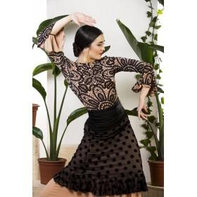 Baile Flamenco Falda De Flamenco Grazalema 65,95€ - ES