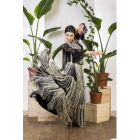 Baile Flamenco Falda De Flamenco Montizón 111,57€ - ES