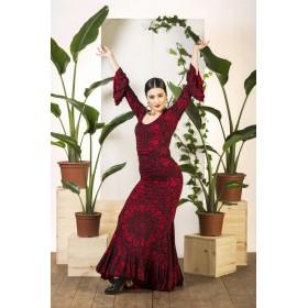 Baile Flamenco Falda De Flamenco Olvera 108,26€ - ES