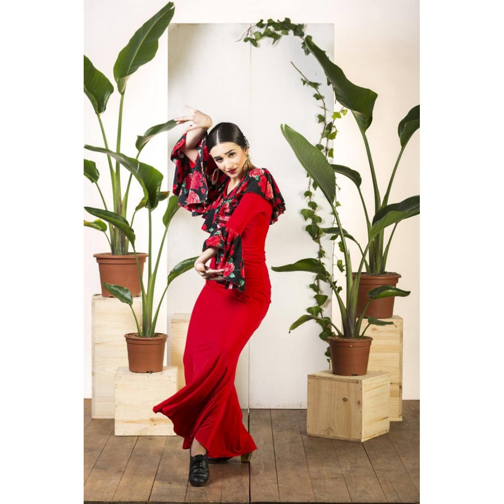 Baile Flamenco Falda De Flamenco Tajar 41,98€ - ES