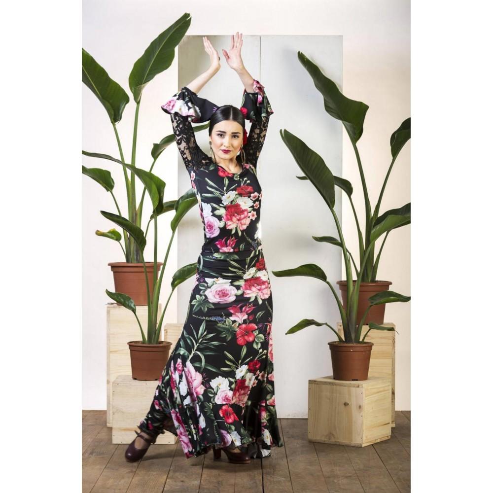 Flamenco Dance Flamenco Skirt Tharsis 99,17€ - EN