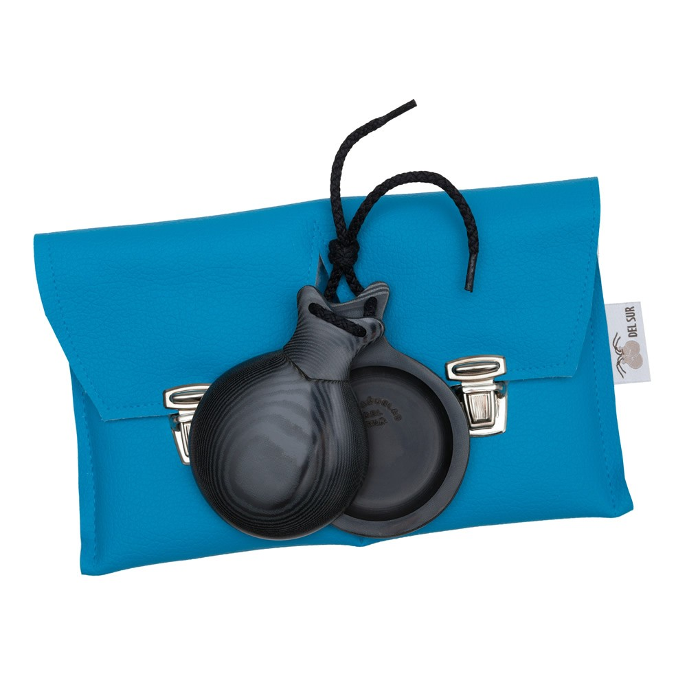 Professional Castanets Black Canvas 90,87 € - EN