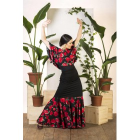 Flamenco Dance Flamenco Top Cieza 32,69 € - EN