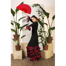 Flamenco Dance Flamenco Top Garrobo 29,37 € - EN