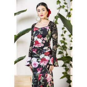 Flamenco Dance Flamenco Top Moguer 51,22 € - EN